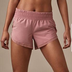 Lululemon mauve anew shorts